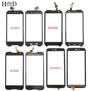 цена на Mobile Touch Screen For BlackView BV4000 BV5000 BV5500 Pro BV6000 TouchScreen Touch Screen Front Glass Digitizer Panel Sensor