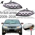 BOM Para Buick Lacrosse 2009 2010 2011 2012 2013 2014 2015 2016 Fora Espelho Retrovisor Turno Luz Lateral Lâmpada Repetidor