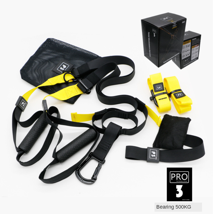 Resistance Bands Hanging Belt Sport Gym Workout Fitness Suspension Exercise Pull Rope Straps Trainer Belt For Adults