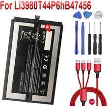 Bateria para zte nubia 8000mah li3980t44p6hb47456 bateria