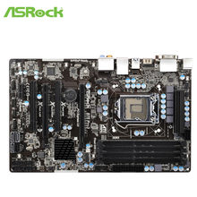 Used, ASROCK B75 PRO3 all-solid-state LGA1155 DDR3 64bg USB3.0 Desktop motherboard(China)