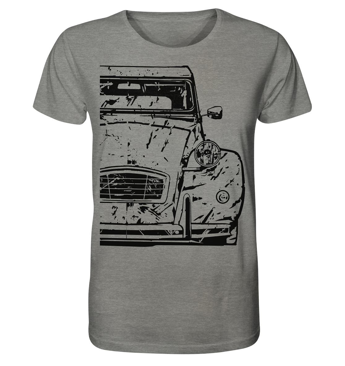 Citroen Citroen 2Cv Shirt Meliert