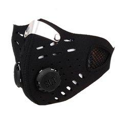 Maska chroniąca od zanieczyszczeń Adult Anti PM 2.5 pyłek maska przeciwpyłowa zmywalna przeciwmgielna maska przeciwpyłowa maska przeciwpyłowa filtr z węglem aktywnym z 2 filtrami