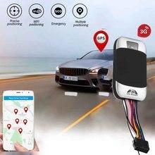 3G WCDMA TK303f Coban רכב רכב GPS Tracker GPS303F בזמן אמת מכשיר Geo גדר מנותק דלק שמן על אזעקת מהירות