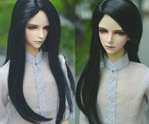 Image 3 - 1/3 BJD Wig Hair Super Doll Bjd Wig Fashion Style Curly Mohair Wig