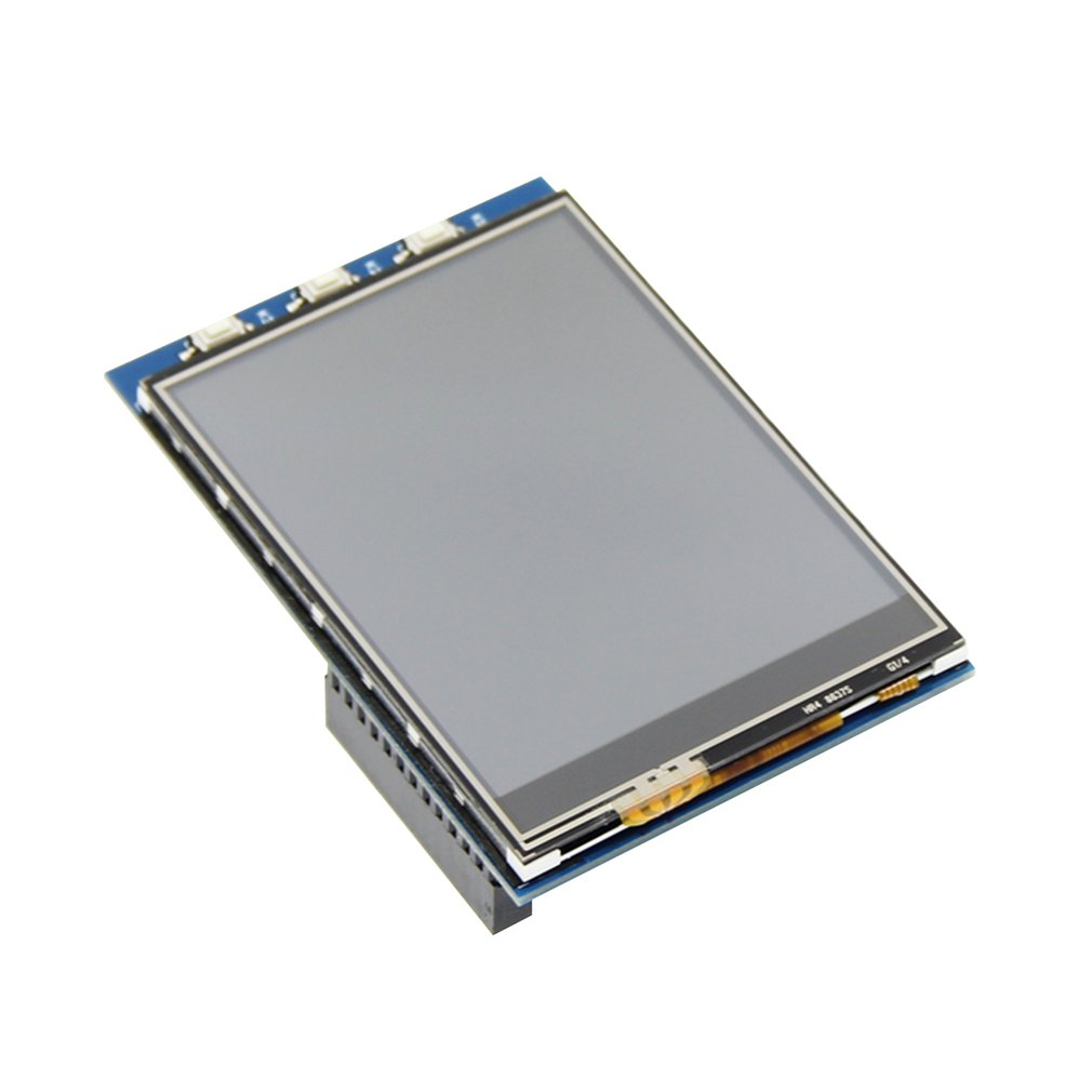 3.2inch RPi Display 3.2in TFT SPI Serial LCD Resolution 320*240 3.2inch LCD Display Module With Touch LED Backlight