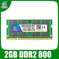 VEINEDA ddr2 2gb 800 Memoria Ram Sodimm ddr 2 Compatibel Intel en AMD 667 533 Mobo