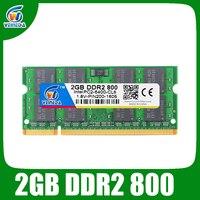 VEINEDA ddr2 2gb 800 pamięci Ram Sodimm ddr 2 kompatybilny Intel i AMD 667 533 Mobo