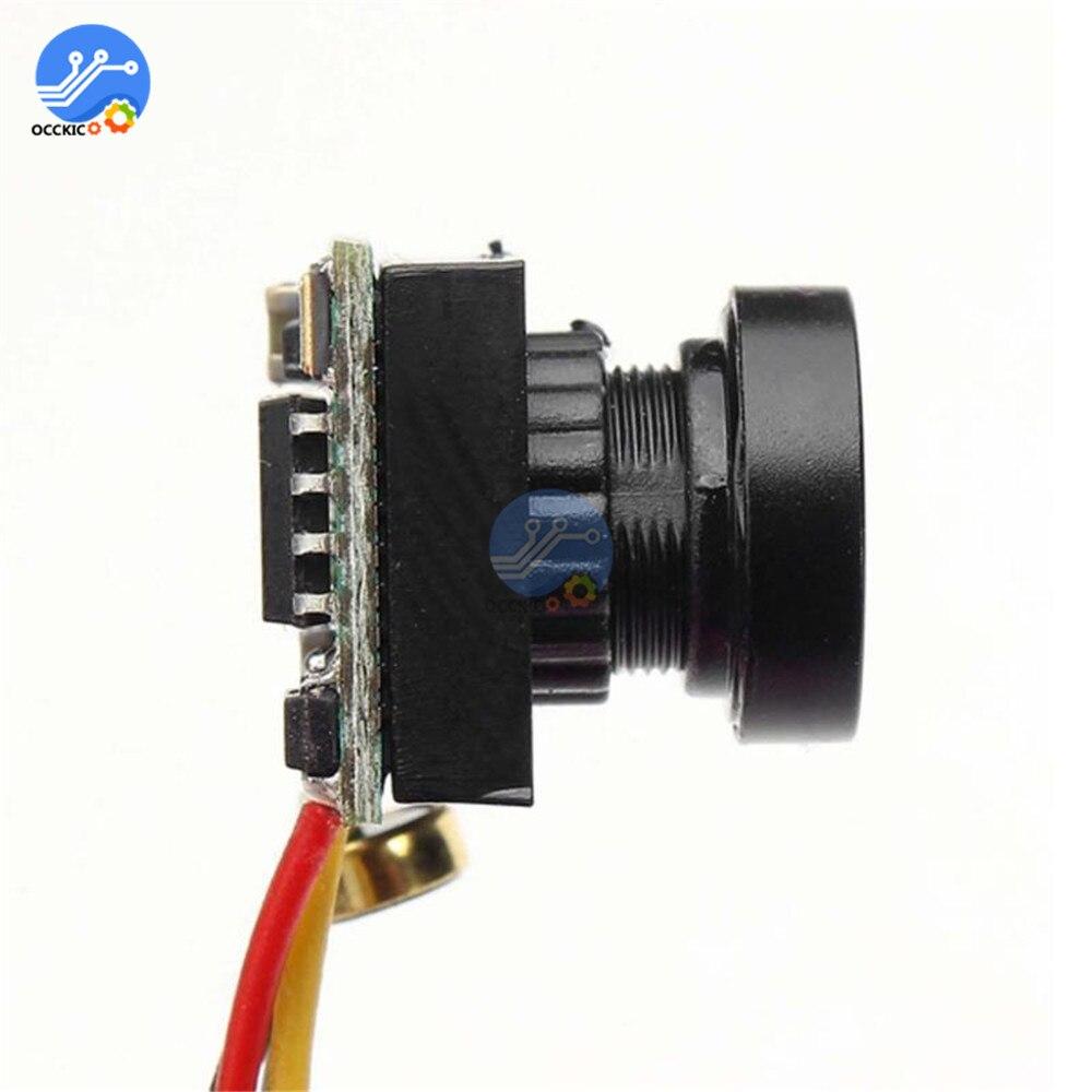 600TVL 1/4 1,8 мм объектив CMOS 170 градусов Широкоугольный CCD Мини FPV камера