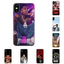 Unique Youngboy Never Broke Again Lil Baby For LG G2 G3 G4 G5 G6 G7 K4 K7 K8 K10 K12 K40 Mini Plus Stylus ThinQ 2016 2017 2018(China)