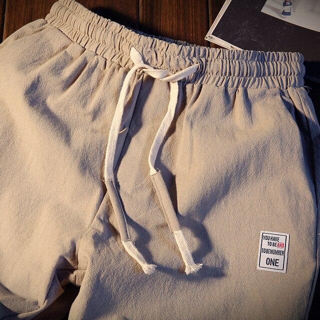 Pantalones largos informales populares para hombre, venta al por mayor, novedad, otoño e invierno, a la moda, MC365, 2019 5