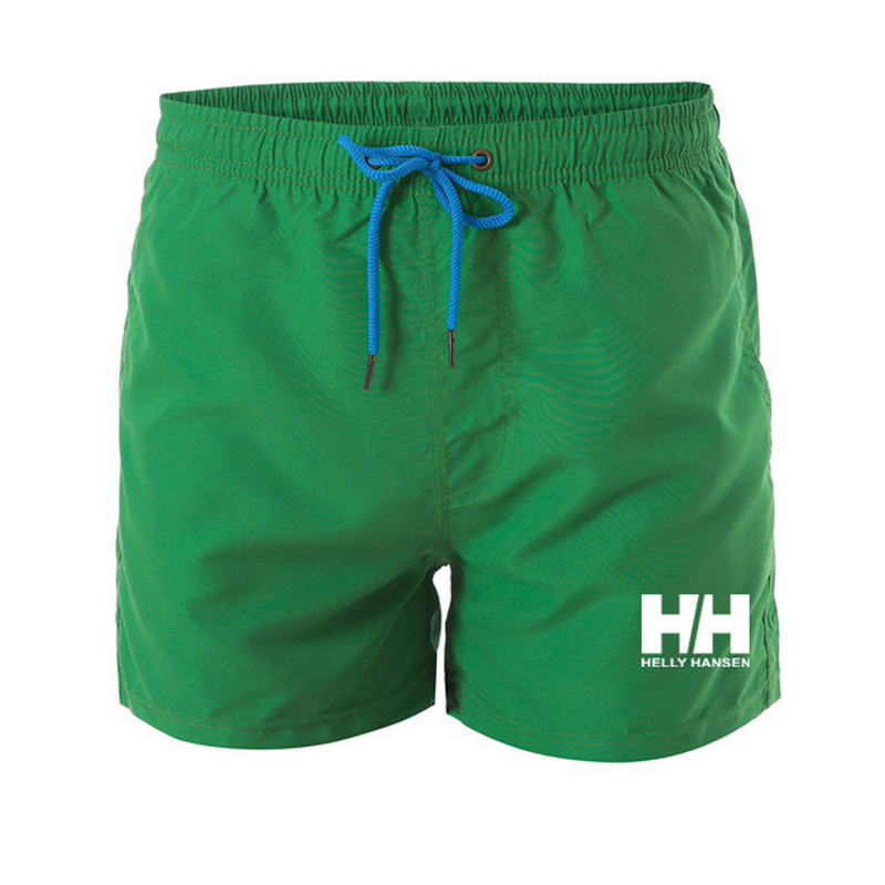 Mens Shorts Helly Hansen Bermuda Fashion-Style Beach Plus-Size Brand 3XL Print Casual