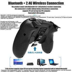 Image 4 - Ipega 9090 PG 9090 Gamepad הדק Pubg בקר ג ויסטיק הנייד עבור טלפון אנדרואיד iPhone מחשב משחק Pad טלוויזיה תיבת קונסולת שליטה