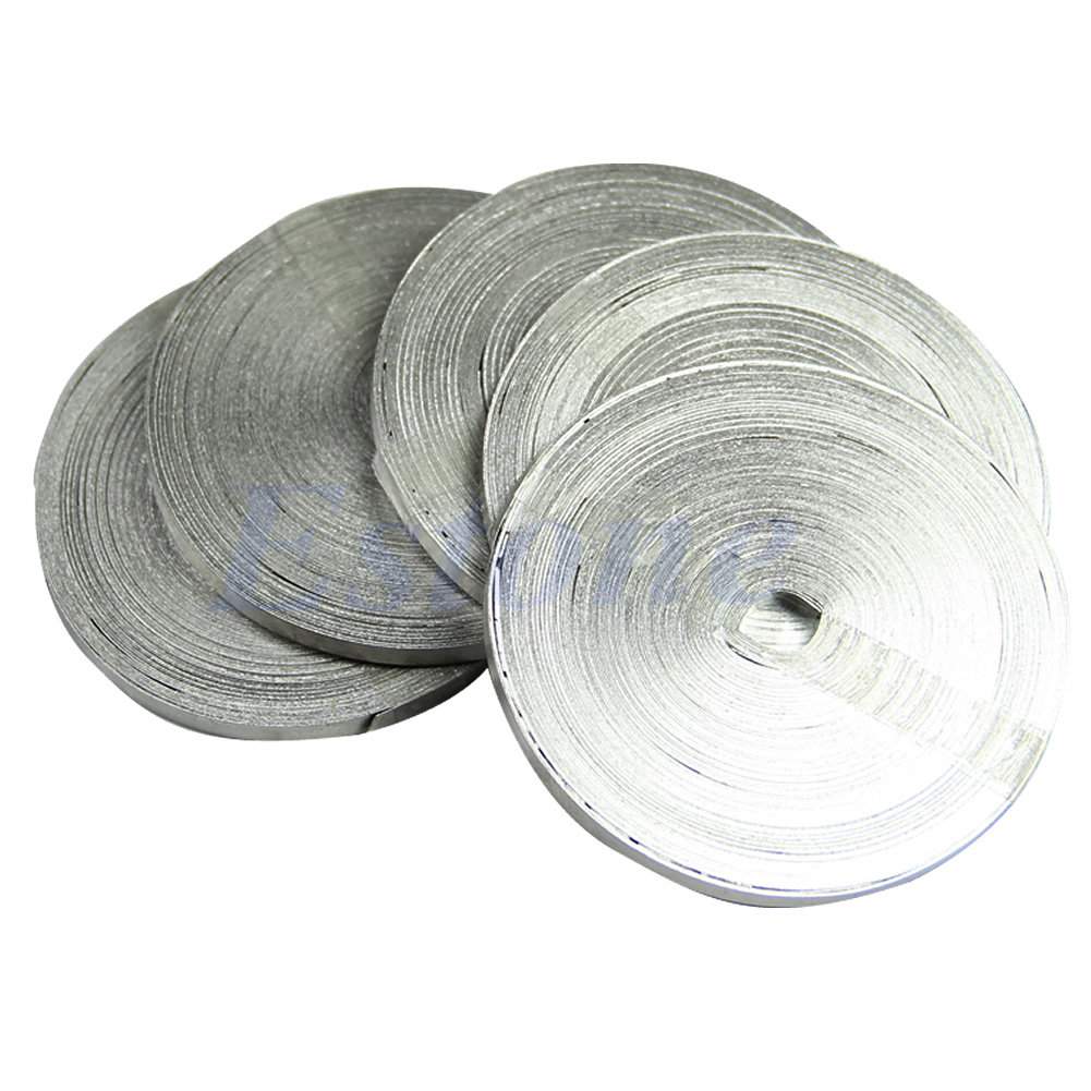 1Rolls 99.95% 25g Magnesium Ribbon High Purity Lab Chemicals Drop Ship
