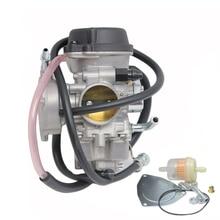 цены Motorcycle Carburetor Carb 36Mm Pd36J Carburetor For Atv Kfx 400 Utv Ltz400