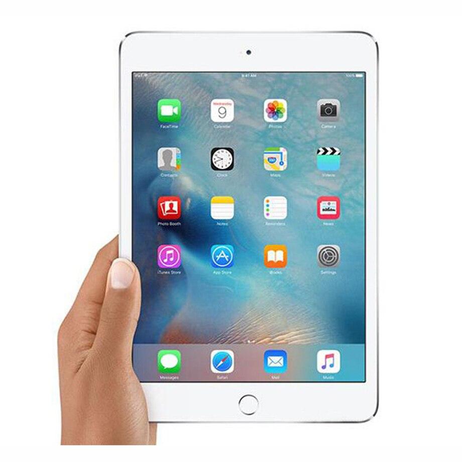 Apple iPad mini 4 заводской разблокированный Оригинальный планшет WIFI версия 7,9