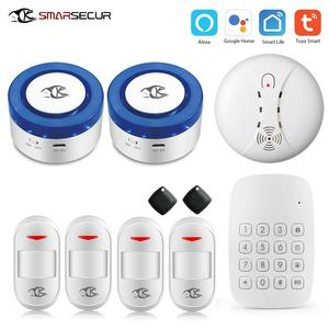Tuya alarm security system Sma
