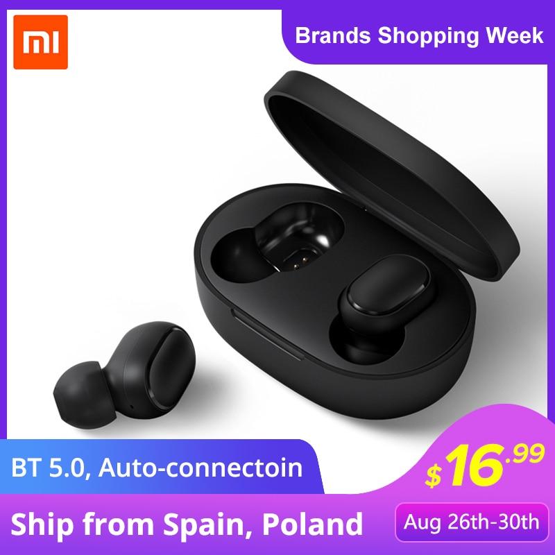 Xiaomi Earphone Voice-Control True-Stereo Airdots Bluetooth Wireless