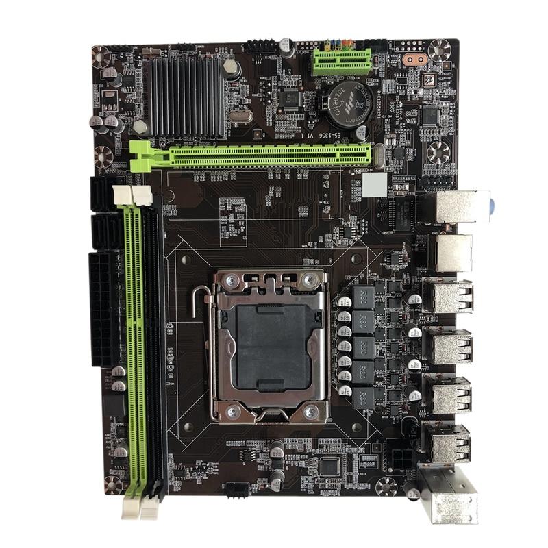 X79 Motherboard LGA 1356 Suporte DDR3 2X