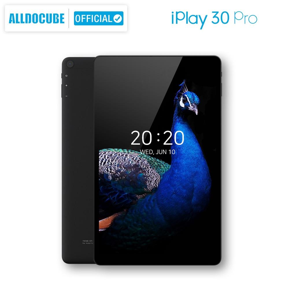 ALLDOCUBE  iPlay30 pro 10.5 inch Android 10 Tablet 6GB RAM 128GB ROM Helio P60 4G LTE Tablets PC 1920*1200 IPS 7000mAh TYPE-C 1