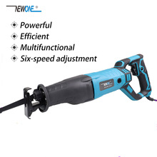 Powerful Reciprocating Saw Saber-Saw Cutting NEWONE Electric Adjustment Multifunctional