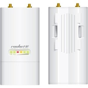 Image 2 - Ubiquiti RocketM2 CPE 2.4GHz Hi Power 2x2 MIMO TDMA airMAX Rocket M2 BaseStation Wireless Network Bridge 50+km 150+Mbps