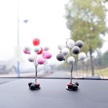 Рождественский подарок красочный воздушный шар Рождественский подарок украшение автомобиля украшение стола украшения