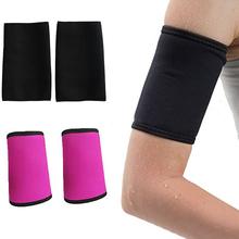 2PCS Fat Burner Neoprene Slimmer Gym Cover Women Body Shaping Sweat Outdoor Non Slip Trimmer Arm Sleeve Sports Fitness