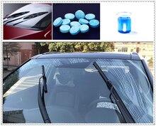 Universal Car accessories windshield cleaning effervescent tablets for VW Volkswagen B5 B6 B7 Polo Jetta Golf 7 5 6 Passat