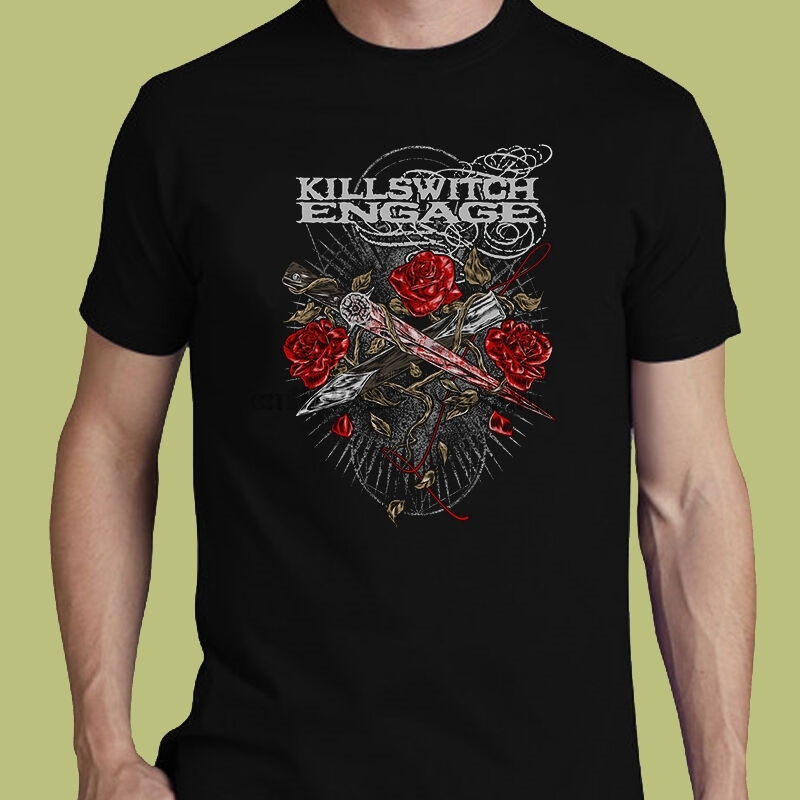 Killswitch Engage metalcore band S M L XL 2XL 3XL T-shirt tee Times of Grace