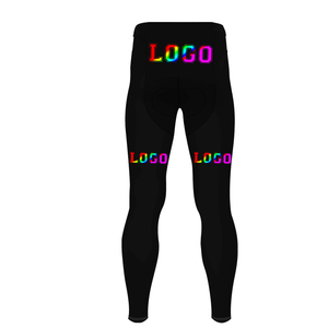 Custom Cycling Jersey Pans Bike Team Mountain Bike Wear Men Women Customized Unique Bib Pants Bicycle Cycling Trousers|Cycling Tights|   -