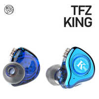 KÖNIG/HiFi Monitor In ohr Kopfhörer Semi-metallic sound hohlraum HIFI Bass Noise Cancelling Ohrhörer 3,5mm In-ohr stereo Kopfhörer
