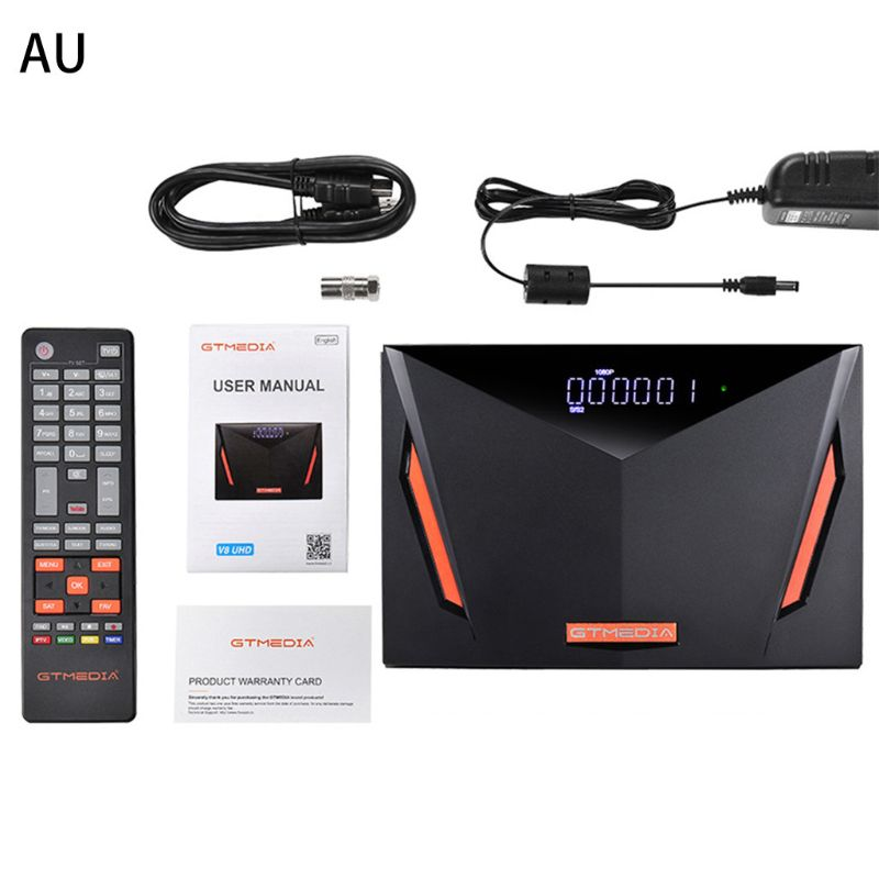 Новинка 2021 года, Gtmedia v8 uhd dvb s2, встроенный ресивер, Wi-Fi, поддержка h.265 DDVB-S/s2