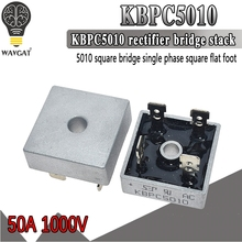 Rectifier Diode KBPC5010 Electronica 1000V 50A 1PCS Componentes