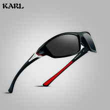 Sports Polarized Sunglasses  Men Women Black UV400 Goggle Driving Shades Male TAC Eyewear Outdoor Travel Oculos De Sol  Vintage стоимость