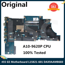 CPU Laptop Motherboard PROBOOK L15821-601 DAX9AAMB6E0 for HP 455/g5 with A10-9620P LSC
