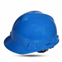 ABS القياسية خوذة لسلامة الرأس تحطم الخوذات لمواقع البناء