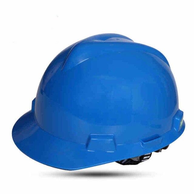 ABS Стандартный Безопасность Кепки защитных шлемов для строительных площадок