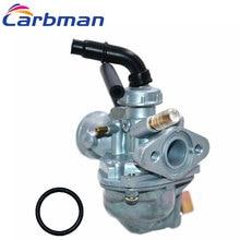 Carbmanคาร์บูเรเตอร์CarbสำหรับHonda Z50 Z50A Z50R K3 K2 K1 K0 Mini Dirtbikeลิงจักรยาน