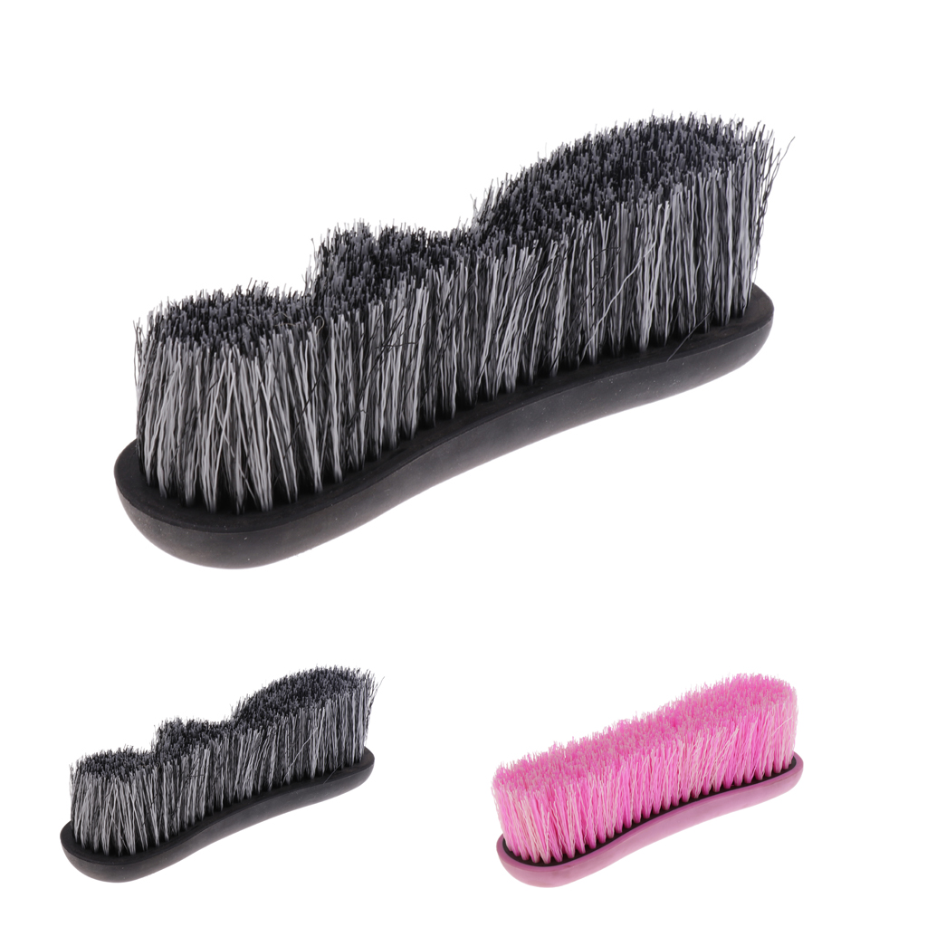 Horse Grooming Body Brush Mane Tail Cleaning Comb Horse Grooming Supplies For Horse Riding