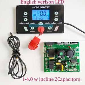 Image 2 - 一般的な使用ユニバーサルトレッドミル回路ボードトレッドミルモータ制御ボードコントローラ 1HP 4.0HP トレッドミルコンソールディスプレイ