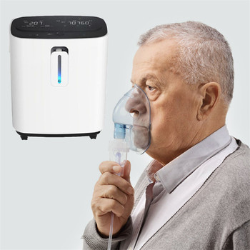3L Oxygen Generator Household Oxygen Machine Small Elderly Pregnant Woman Intelligent Voice Double Oxygen Supply  Equipment for 2003 2007 gmc savana 2500 4 3l 4 8l 5 3l 6 0l oxygen sensor gl 24405 12578624 12581346 12590750 234 4405
