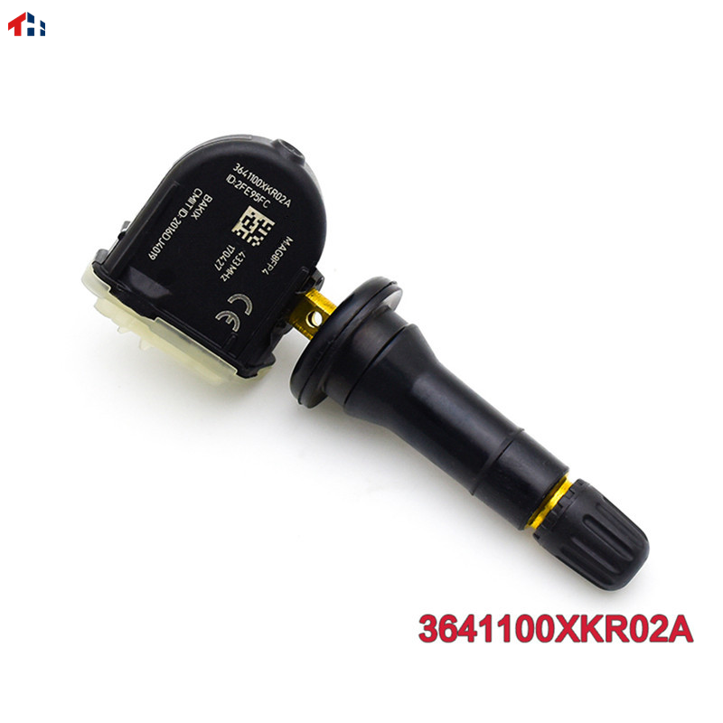 433MHZ Tire Pressure Sensor TPMS For 2019 GREAT WALL HAVAL F7 H6 WEY VV5 VV6 VV7 3641100XKR02A