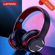 Lenovo HD200 Bluetooth Wireless Stereo Kopfhörer BT 5,0 Lange Standby Leben Mit Noise Cancelling für Xiaomi iphone Lenovo Headset