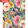HUACAN Paint By Number Rose Drawing On Canvas Gift DIY Pictures By Numbers Flower Kits Hand Painted Painting Art Home Decor