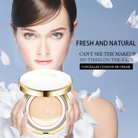 Fonce Korea Air Cushion Bb Cream Concealer Repair Beauty Isolation Protection Whitening Skin Natural Naked Makeup Moisture