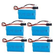 7,4 V 1500mAh 15c Lipo Batterie 5500 Stecker/Ladegerät Für BG1518 BG1513 BG1515 BG1507 BG1506 1/12 RC lkw t40 T40C F39 F49 T39 822
