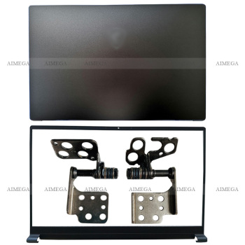 NEW Laptop LCD Back Cover/Front Bezel/Hinges For MSI PS63 MS-16S1 PS63 Modern PS63 Modern 8RD PS63 Modern 8SC PS63 Modern 8M new original for msi gp75 ms 17e1 ms 17e2 ms 17e3 laptop lcd back cover front bezel hinges palmrest bottom case