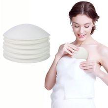 Reusable Breast Pads Nursing Washable Pad Baby Breastfeeding Accessory  Feeding Breast Pad Anti-overflow Nursing Pad
