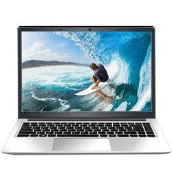 Ordenador portátil para estudiantes de 15,6 pulgadas 4GB RAM 64GB ROM Celeron N3050 Windows 10 ordenador con cámara Bluetooth para netbook de juegos